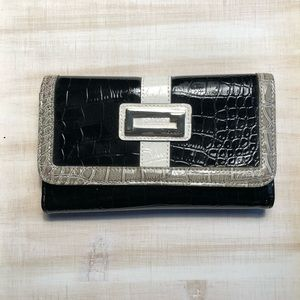 GUESS Wallet, Grey black and white!